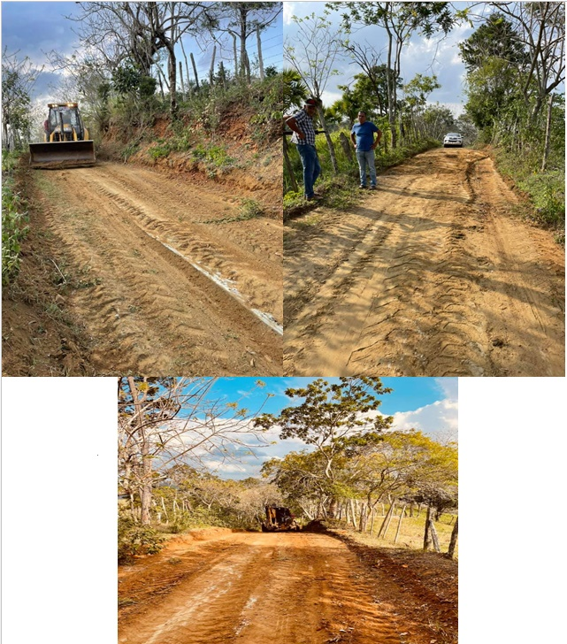 Acondicionamiento carretera Jagua – Henequén
